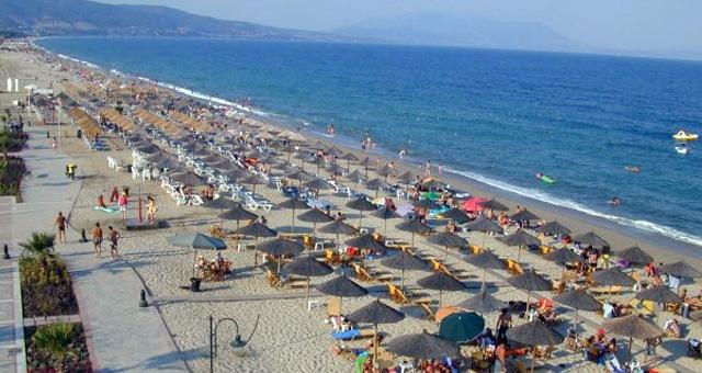 Asprovalta plaža letovanje Grčka apartmanski smeštaj