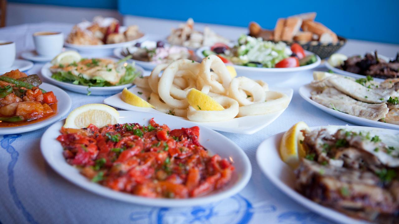 Unos hrane u Grčku