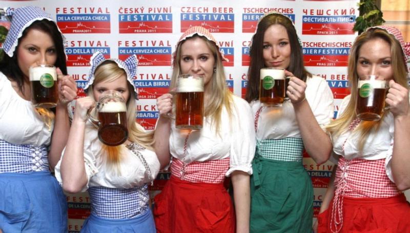 Prag - festival piva