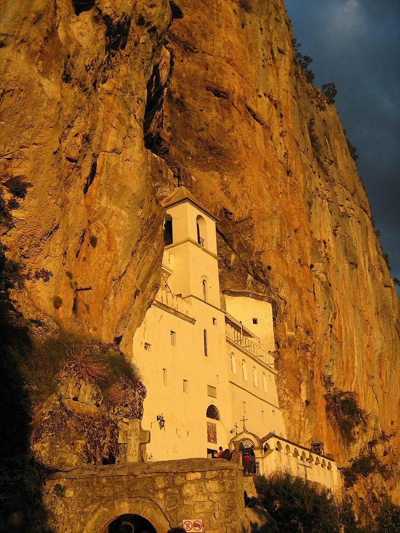 Manastir Ostrog cene aranžmana letovanje Crna gora