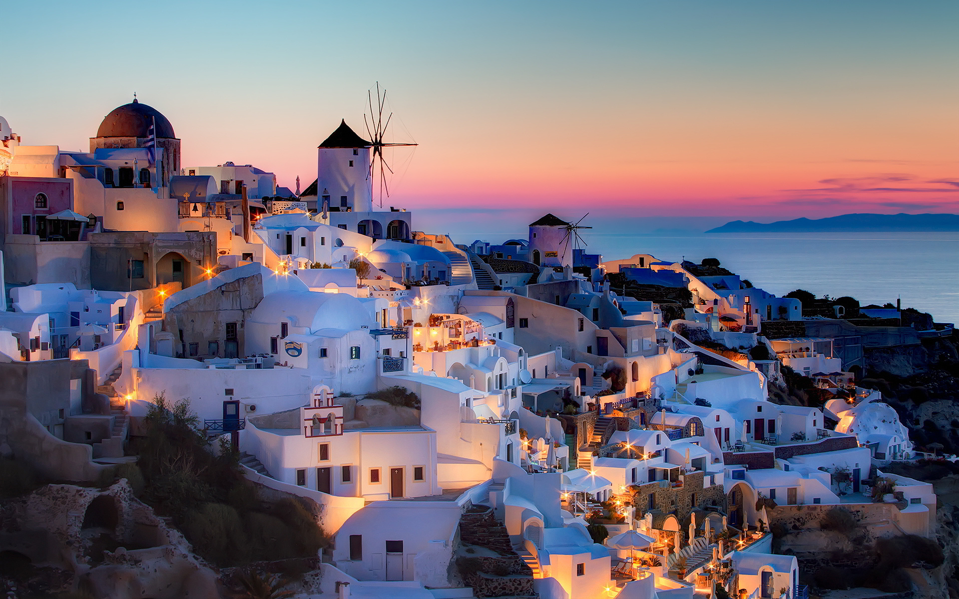Santorini letovanje cene aranžmana