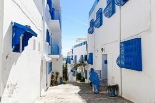 Tunis Sidi Bu Said