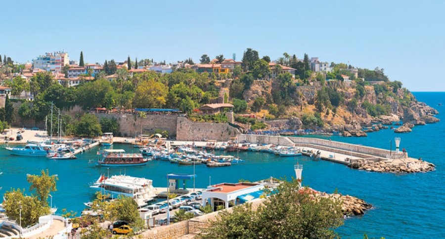 gradovi Evrope, Antalija