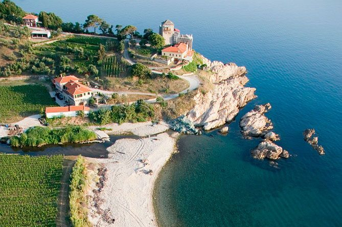 Atos Sveta gora letovanje obilasci apartmani Grčka