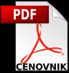 Cenovnik