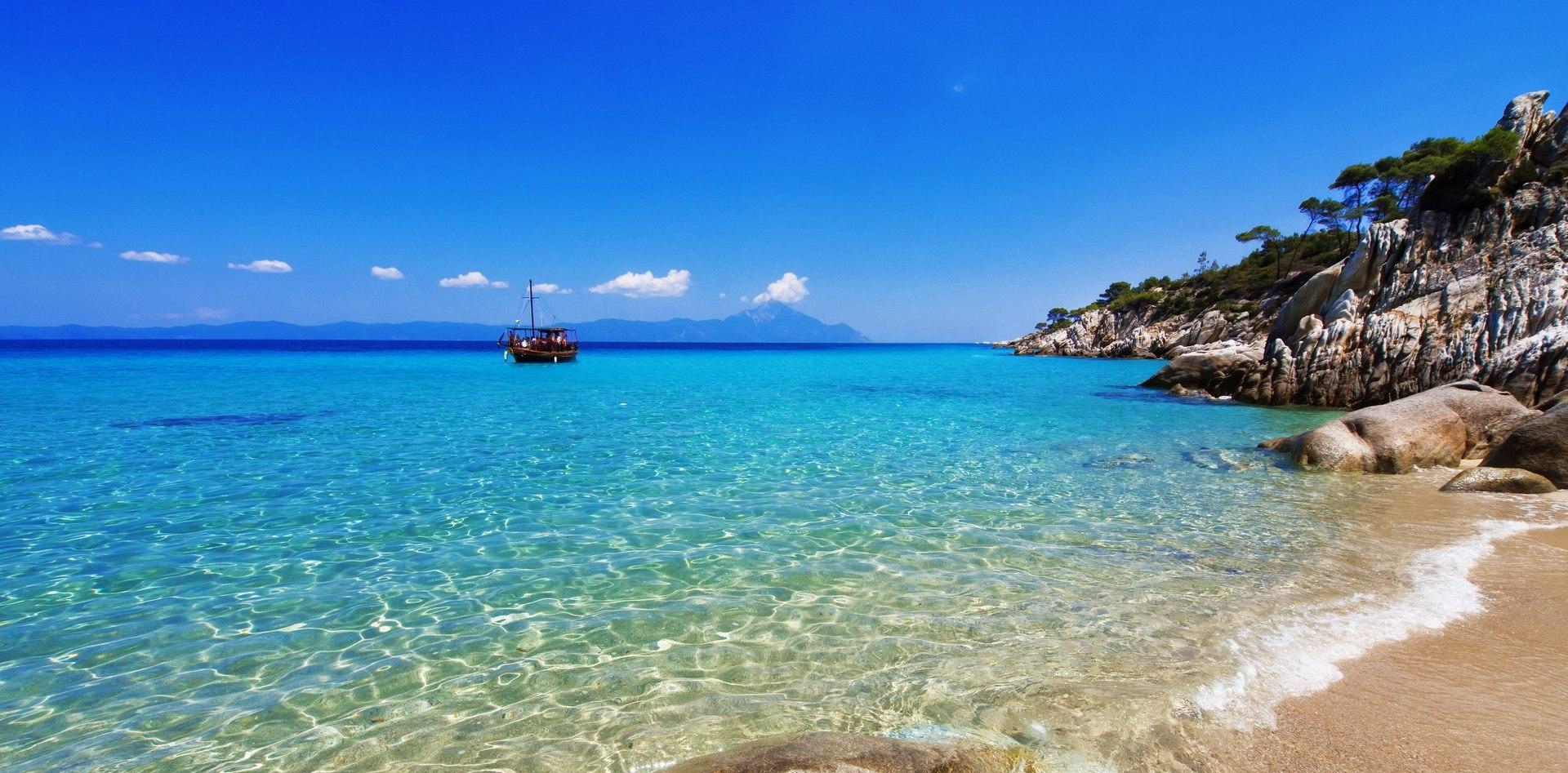 Hoteli Halkidiki online rezervacije - najniže cene