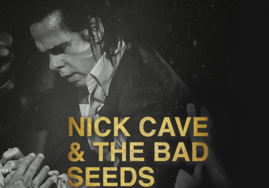 Nick Cave European tour 2017