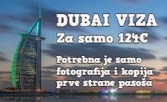 Vize za UAE / Dubai