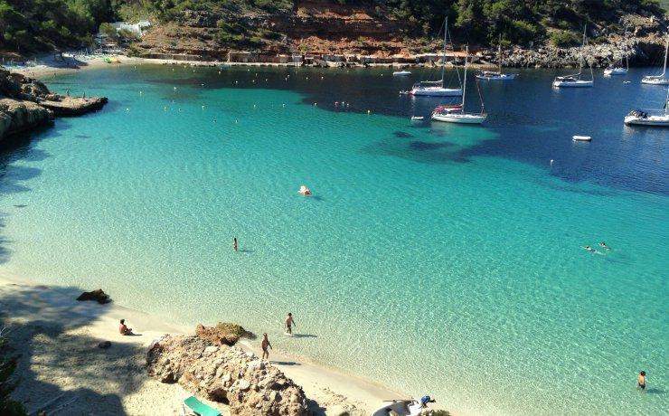 Cala Salada Letovanje Španija cene hotela avionom