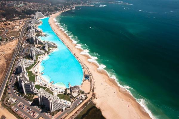 Pročitajte gde se nalazi najveći bazen na svetu