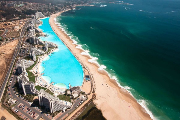 najveci bazen na svetu