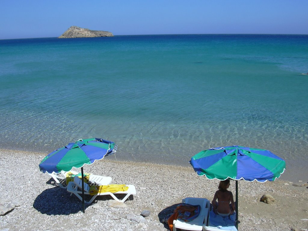Najbolje plaze u Grčkoj Damatria Karpatos
