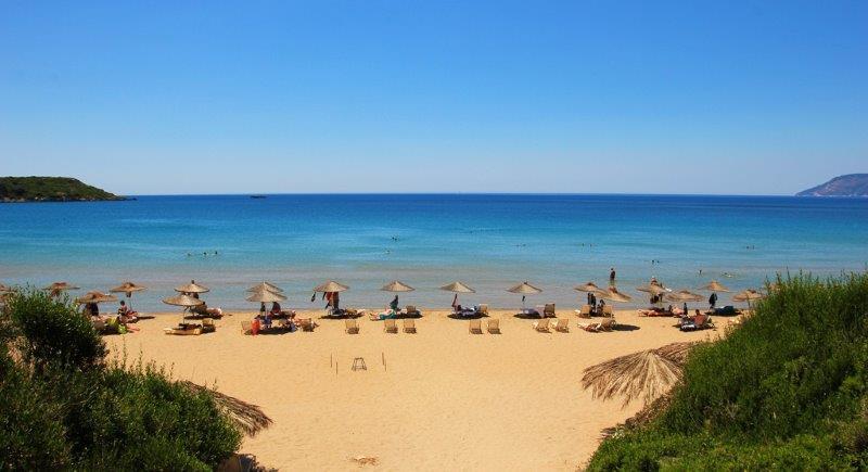 Najbolje plaže na Zakintosu Gerekas letovanje avionom