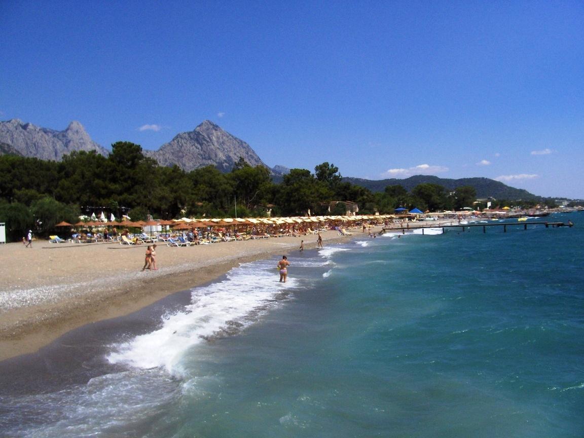 Kemer plaža Gojnuk cene hotela first minute ponude