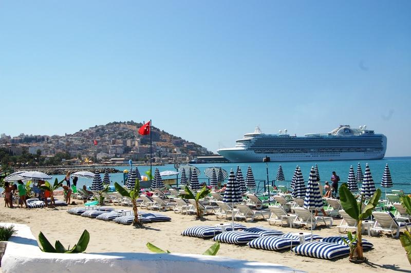 Plaže u Kušadasiju letovanje cene hotela najjeftinije
