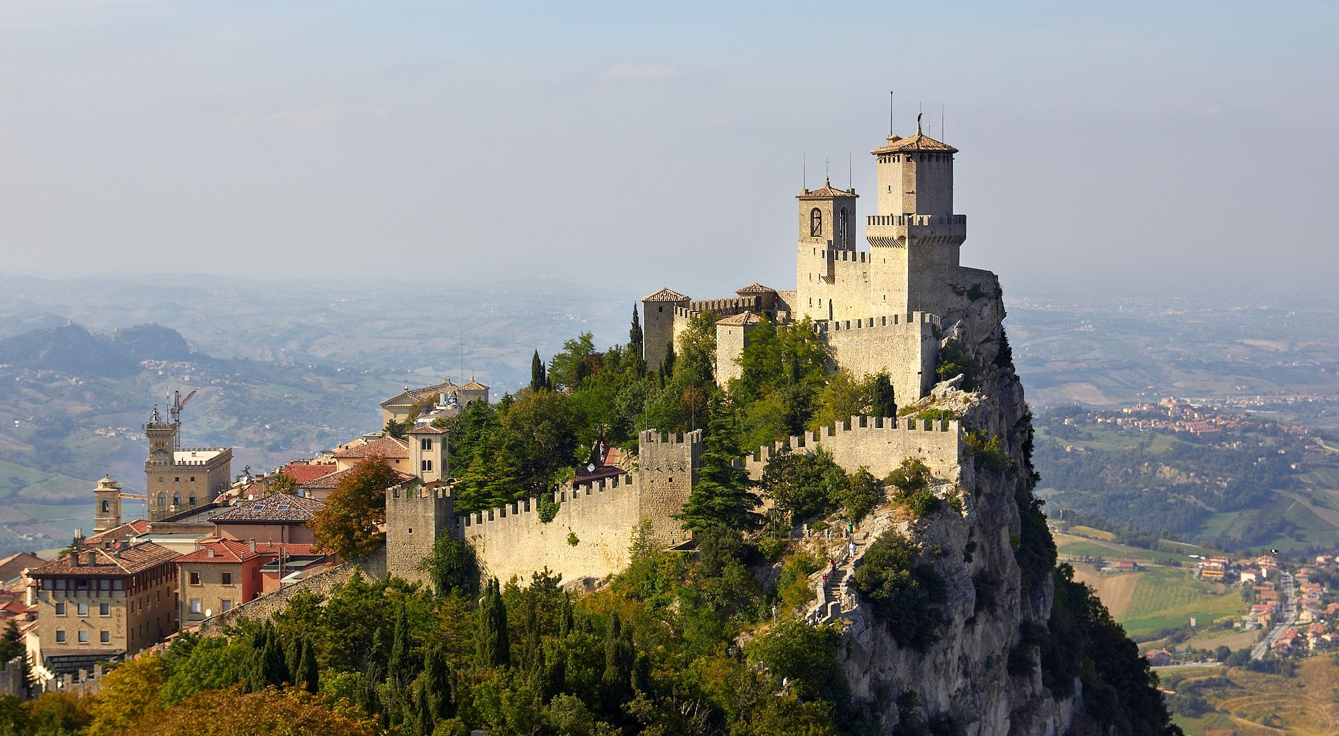 Italija letovanje razgledanje Rimini cene aranžmana