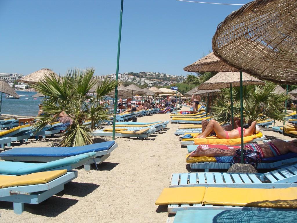 Bodrum plaže Gumbet aranžmani Turska deca gratis
