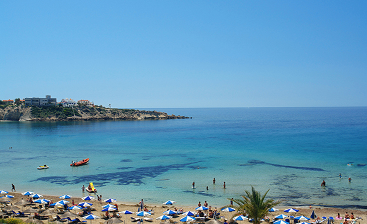 Plaže na Kipru letovanje last minute ponude cene