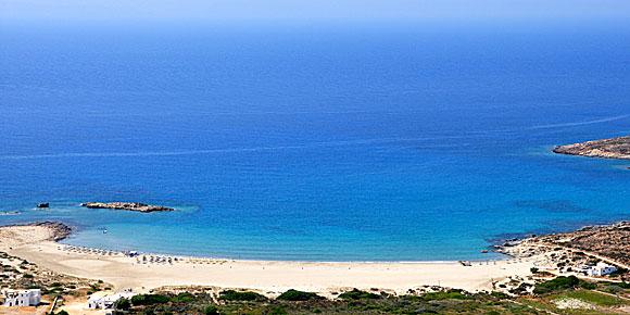 Manangari plaža letovanje Ios cene Grčka