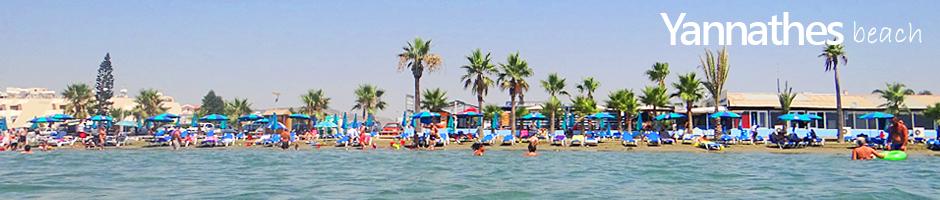 Janates najbolje plaže na Kipru letovanje cene aranžmana