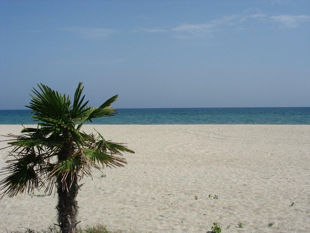 Najjeftinije letovanje Grčka Paralia plaža leto