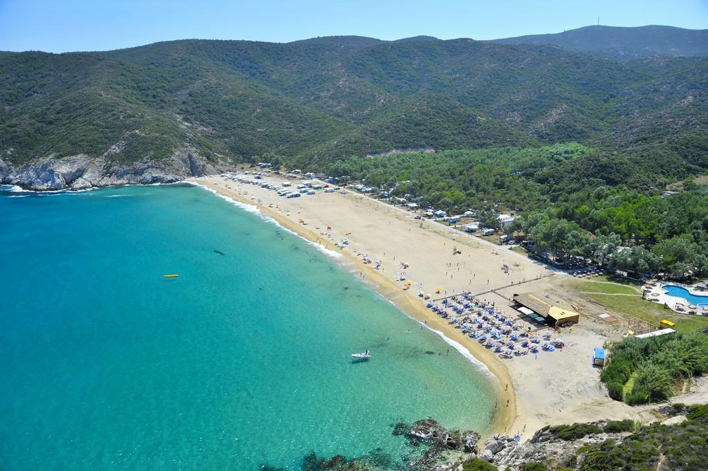 Najbolje plaze na Sitoniji Kalamitsi plaza letovanje