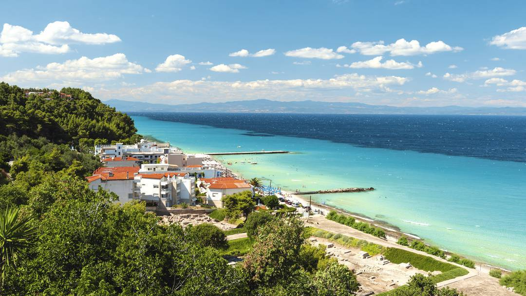 Najbolje plaze na Kasandri Kalitea letovanje cene