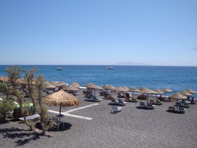 kamari plaza santorini letovanje cene grcka