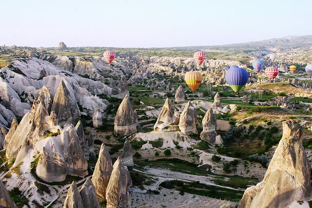 Kapadokia Belek letovanje izleti cene hotela aranžmana