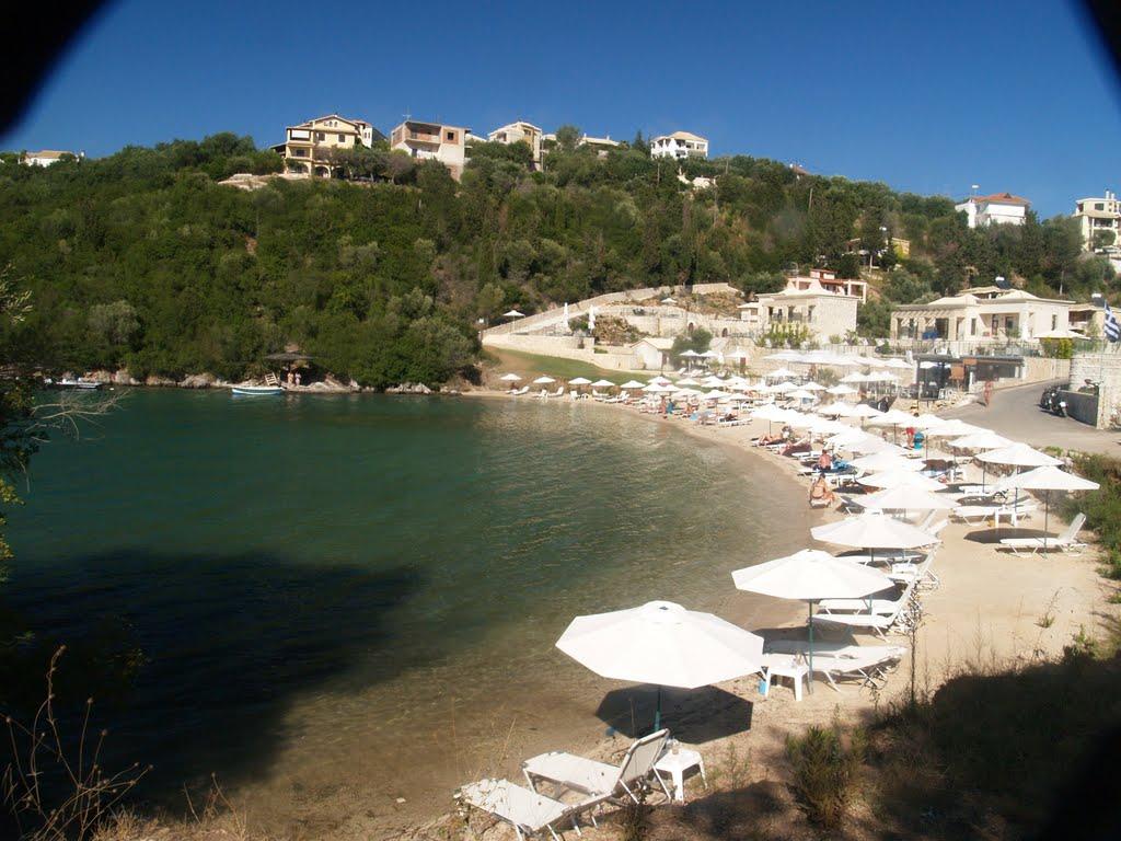 Sivota plaže letovanje cene Grčka apartmanski smeštaj