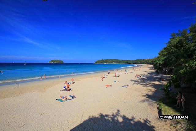 Kata beach letovanje Puket