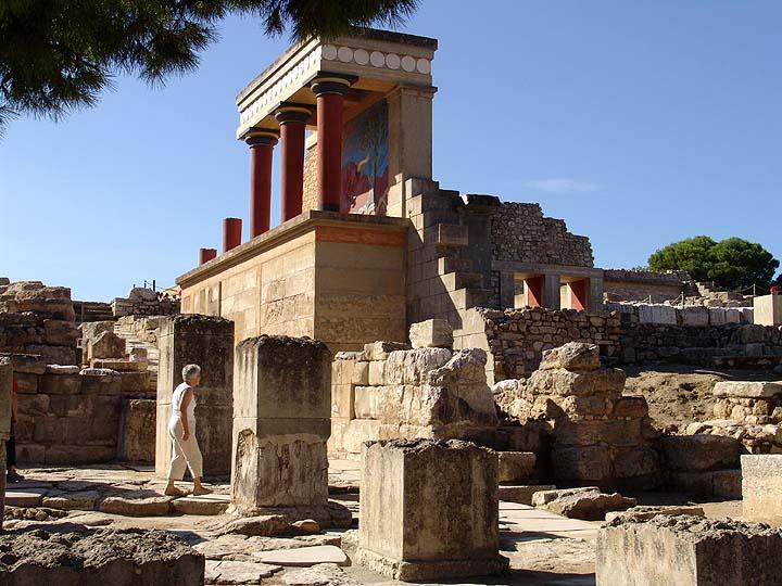 Krit Knosos obilazak letovanje Grčka