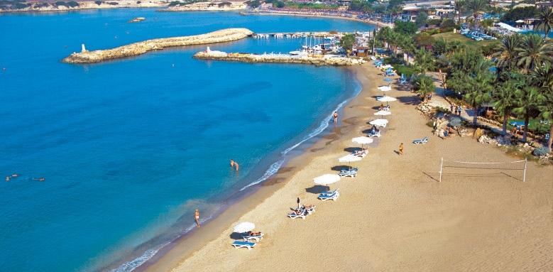Kipar letovanje plaže na Kipru hoteli