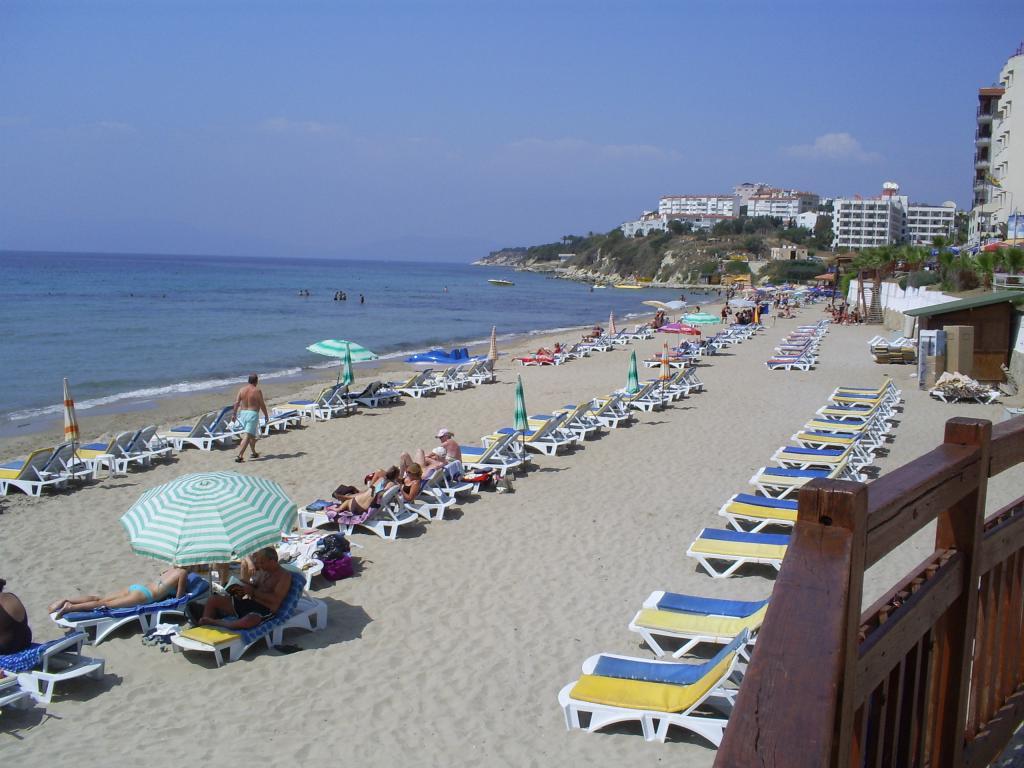 Plaže u Kušadasiju letovanje Turska deca gratis