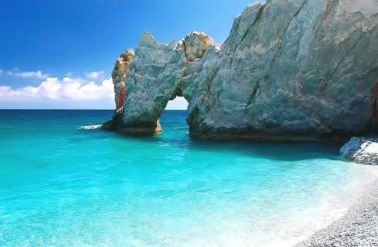 Najbolje plaže na Skijatosu letovanje avionom Grčka