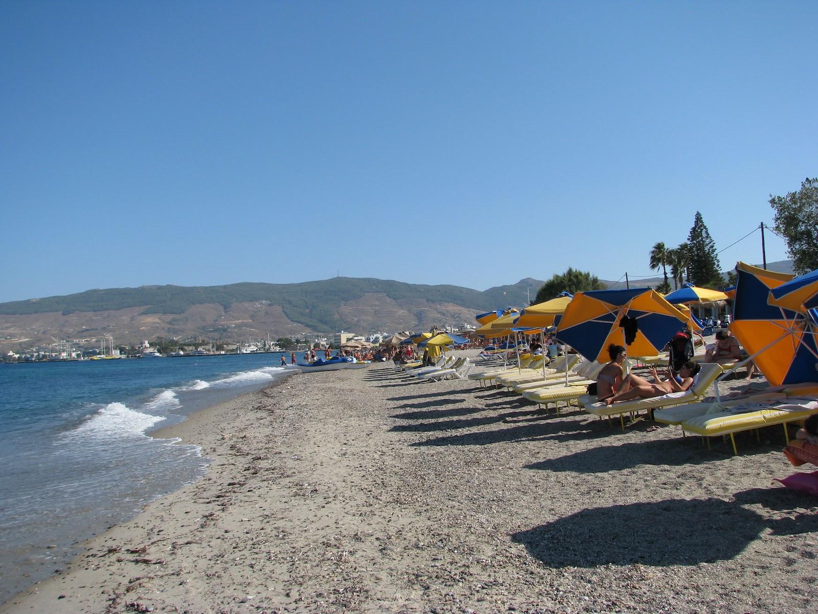 Lambi plaža Kos letovanje Grčka avionom cene