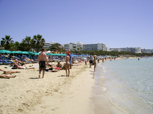 Limanaki plaža najbolje plaže na Kipru cene aranžmana