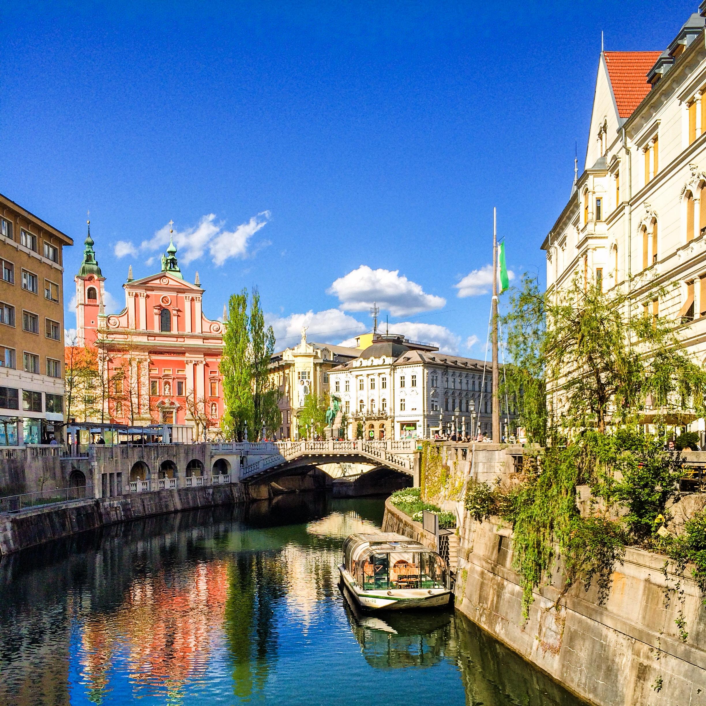 Slovenija letovanje cene aranžmana obilasci Ljubljana