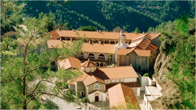 Kipar letovanje manastir Kikos cene aranzmana Kipar