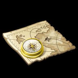 Mapa hotela