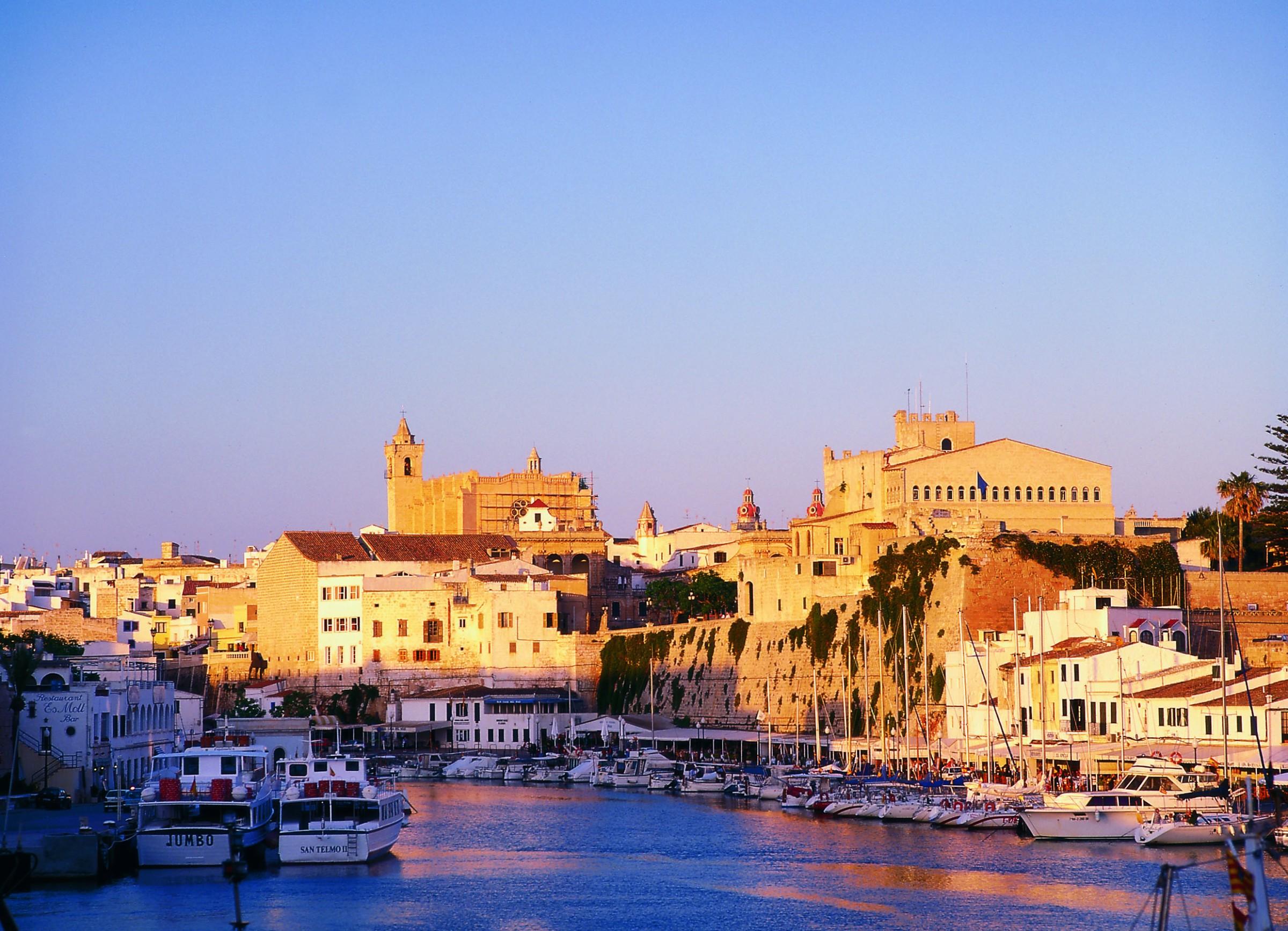 Citadela Menorka letovanje hoteli individualni aranžmani