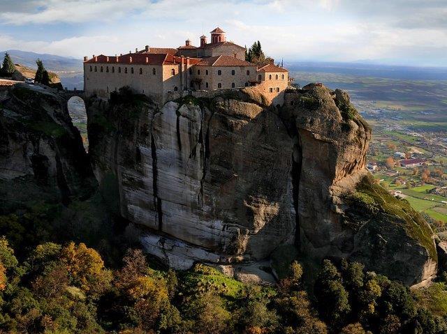 Meteori manastir izleti grcka letovanje