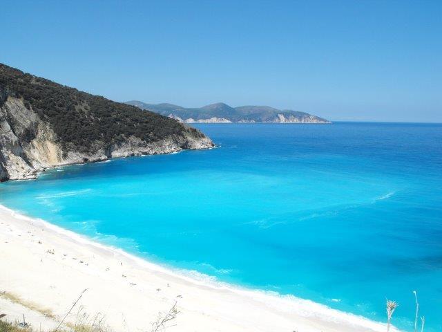 Mirtos plaža Kefalonija last minute ponude cene