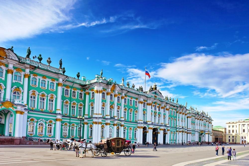 Sankt Peterburg - Ermitaž