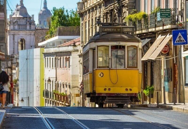 Lisabon Uskrs i Prvi maj