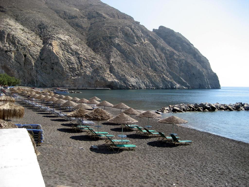 Najlepse plaze Santorini grcka