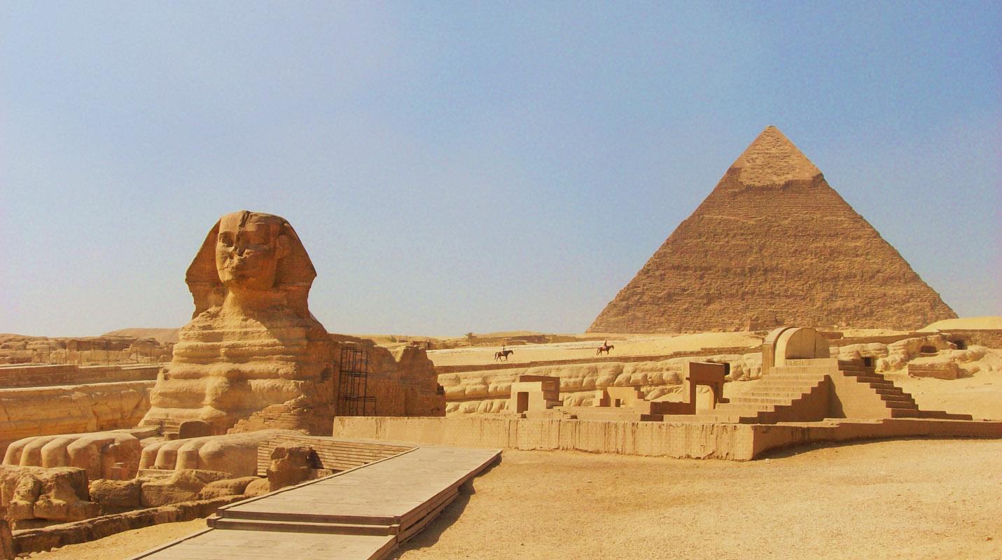 Egipat piramide letovanje cene aranžmana