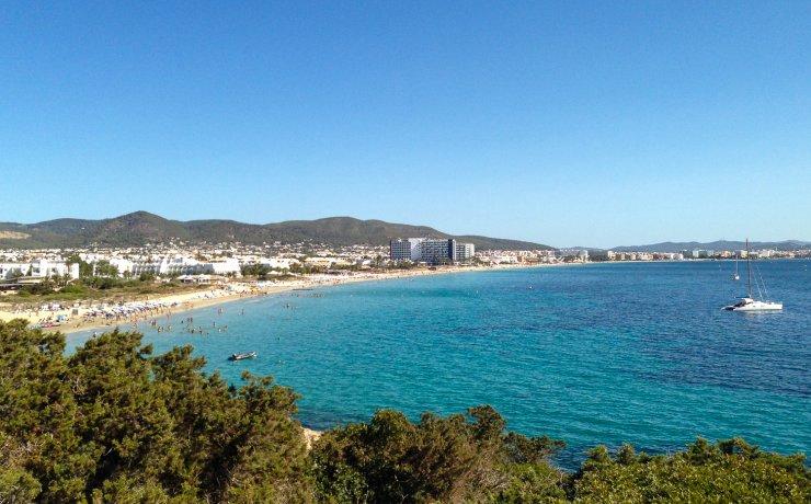 Playa Ibica letovanja Španija cenovnik avionom hoteli