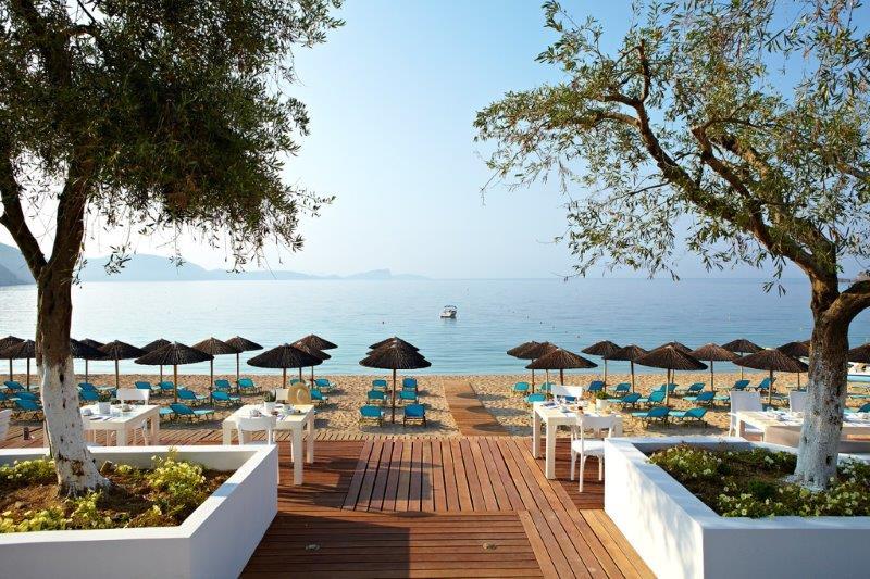 Najbolje plaže na Pargi Lihnos plaža letovanje cene