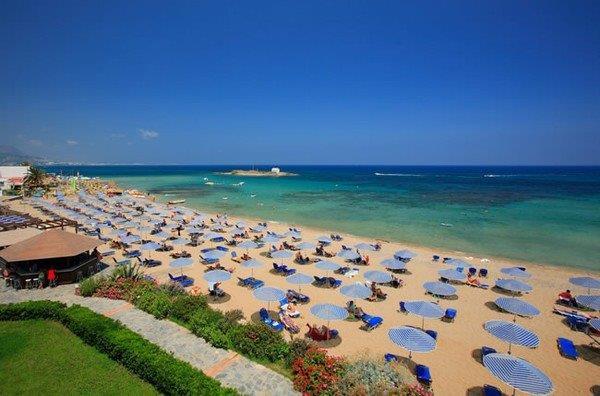 Najbolje plaže na Kritu - Malia plaža Krit
